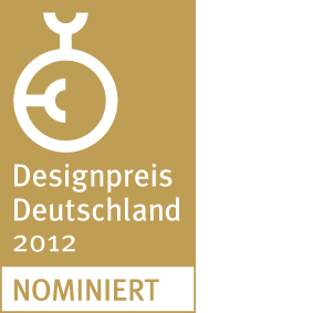 BlingCrete™ nominated for the 2012 German Design Award