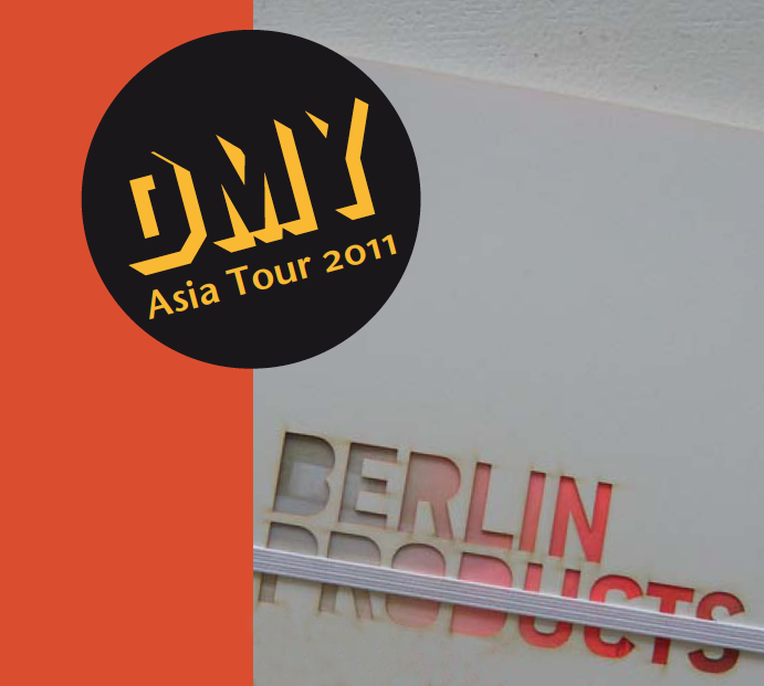 DMY Asia Exhibition Tour presents BlingCrete