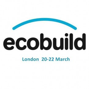 BlingCrete™ auf der Ecobuild London